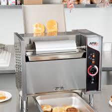 Extreme Toaster Apw Wyott M 95 2cd Vertical Conveyor Bun Grill Toaster 208v