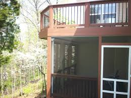 st louis deck and porch builder st louis decks screened