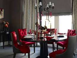 red and black dining room ideas red and black dining room ideas