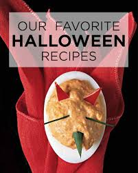our favorite halloween recipes martha stewart