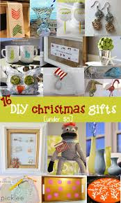 16 diy christmas gifts under 5 inspiration picklee