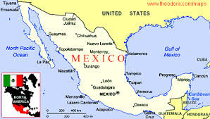 map of the mexico flags of mexico geography mexican flags mexico map mexico