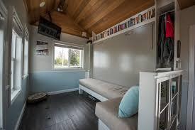 solar powered tiny houses take the spotlight california photo joanne lee santa clara university