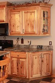 Hickory Kitchen Cabinets Kitchen Wonderful Hickory Kitchen Cabinets Kraftmaid Natural