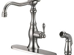 sink u0026 faucet mesmerizing single handle pull down kitchen faucet