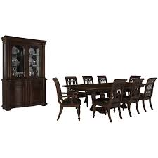 West Indies Dining Room Furniture by City Furniture Belmont Dark Tone Rectangular Table U0026 4 Wood Chairs