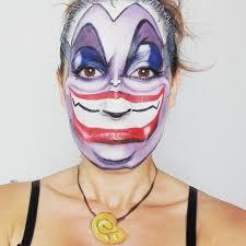 ursula makeup by sarahmagicmakeup on deviantart