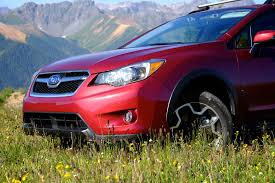 red subaru forester 2015 road and trail tested 2015 subaru xv crosstrek 2 0i limited
