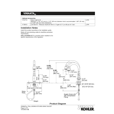 kohler kitchen faucet parts diagram kitchen how to maintenance and replacement kohler faucets parts