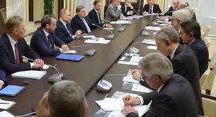 chambre de commerce franco russe poutine au business français moscou espère la conclusion de grands