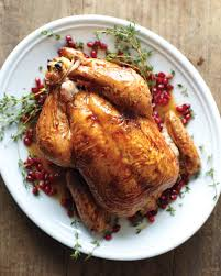 pomegranate roasted chicken martha stewart living this whole