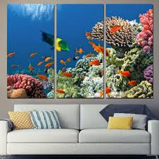 aliexpress com buy promotion sale 3 panels canvas art