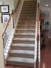 How To Put Rug On Stairs by Diy Rugs For Stairs How To Renovate Rugs For Stairs