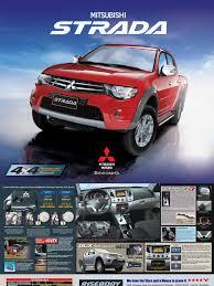 mitsubishi strada brochure mitsubishi strada manual transmission automatic