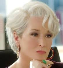 the hairstyle of the devil meryl streep hairstyle in devil wears prada with hair color are