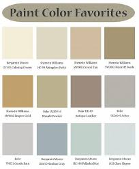 paint color swatches home ideas 2017 home color inspiration
