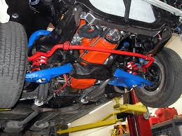 car front suspension front suspension basics themusclecarguy net