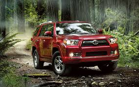 suv toyota 4runner 2013 body on frame suvs truck trend