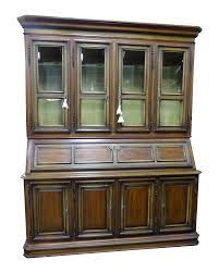 french country china cabinet for sale vintage french drexel china cabinet hutch with drop leaf drawer