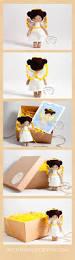 crochet doll angel u2022 collection u2022 handmade u2022 unique u2022 art