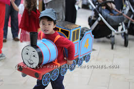 Thomas Train Halloween Costume 2t Coolest 65 Diy Thomas Friends Costumes Halloween