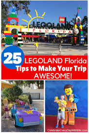 Legoland Map Florida by 25 Legoland Florida Tips To Make Your Trip Awesome Celebrate