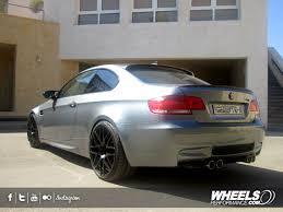 Bmw M3 All Black - bmw m3 e92 w cor f1 mesh forged wheels car and wheels