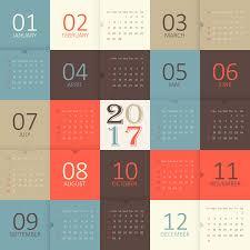 Calendar 2018 Ai Template 2017 2018 2019 Calendar Template Vector Cdrai