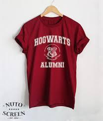 hogwarts alumni t shirt hogwarts alumni shirt t shirts design concept