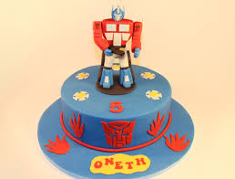optimus prime cakes boys birthday cakes christening cakes the ponds sydney