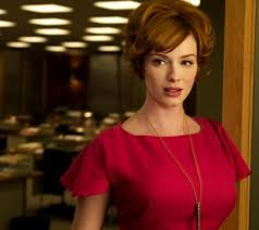 Mad Men Hairstyles For Women by Before They Were Mad Men Christina Hendricks Papermag