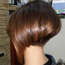 uneven bob for thick hair pretty cool inverted bob haircut ideas for stylish ladies short