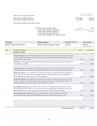 engineering consulting invoice template payment terms free