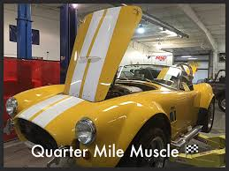 classic ls shelby nc quarter mile muscle inc