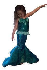 mermaid costume girl s blue mermaid costume 4 5 years bilquis irena