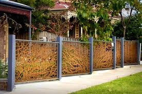 exteriors stunning tagged front yard fence designs archives