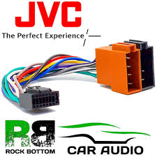 harness iso adapter vehicle terminals u0026 wiring car radio ebay