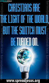 lights of the world address christian quotes christians are the light of the world but