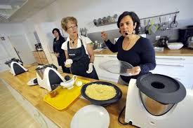 cours de cuisine thermomix 900 000 robots thermomix sont fabriqués chaque ée en eure et