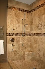 Pictures Of Bathroom Tile Ideas Doorless Walk In Shower Walk In Shower Tile Designs Photos Joy