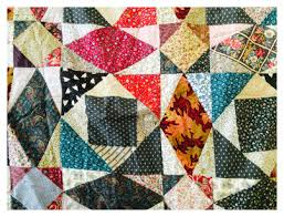 how to make a quilt by reflecting on my and