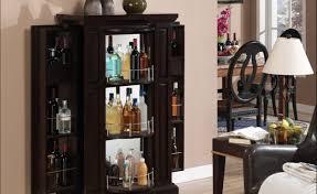 free standing bar cabinet stylized lockorage cabinets portable bar mini then liquor storage