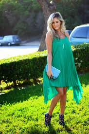 green dresses for wedding guest wedding guest attire pleated green dress she said he said