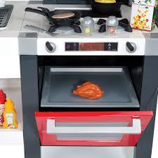 Play Kitchen Red Smoby Children U0027s Tefal Super Kitchen Play Set Charles Bentley