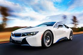 Bmw I8 All Electric - rapper bow wow gets a bmw i8 as a gift
