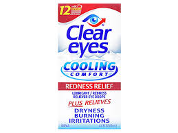 Clear Eyes Cooling Comfort クリアアイズ 目薬 通販