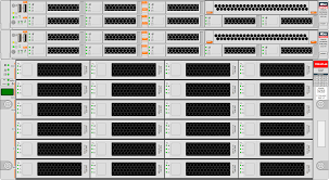 netzoom visio stencils library updated for data center and