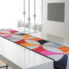 modern table linen modern patchwork winter 2014 quilting daily