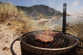 Cowboy Firepit Cowboy Steak On The Oregon Coast Breeo