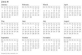 printable calendar queensland 2016 2019 calendar one page yearly printable calendar